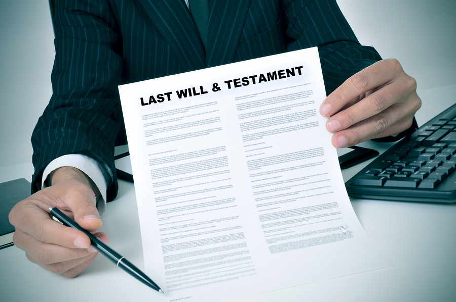 Do I really need a will?